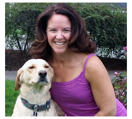 lauren levine, owner of the regal beagle dog sitting services in needham, ma